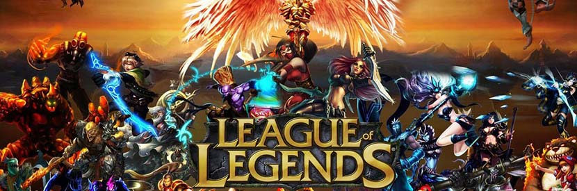 League of Legends - can't get more eSports than that